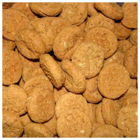 Cookies Integral Aveia e Mel