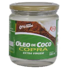 Óleo de Coco Extra Virgem - COPRA - 500 ml