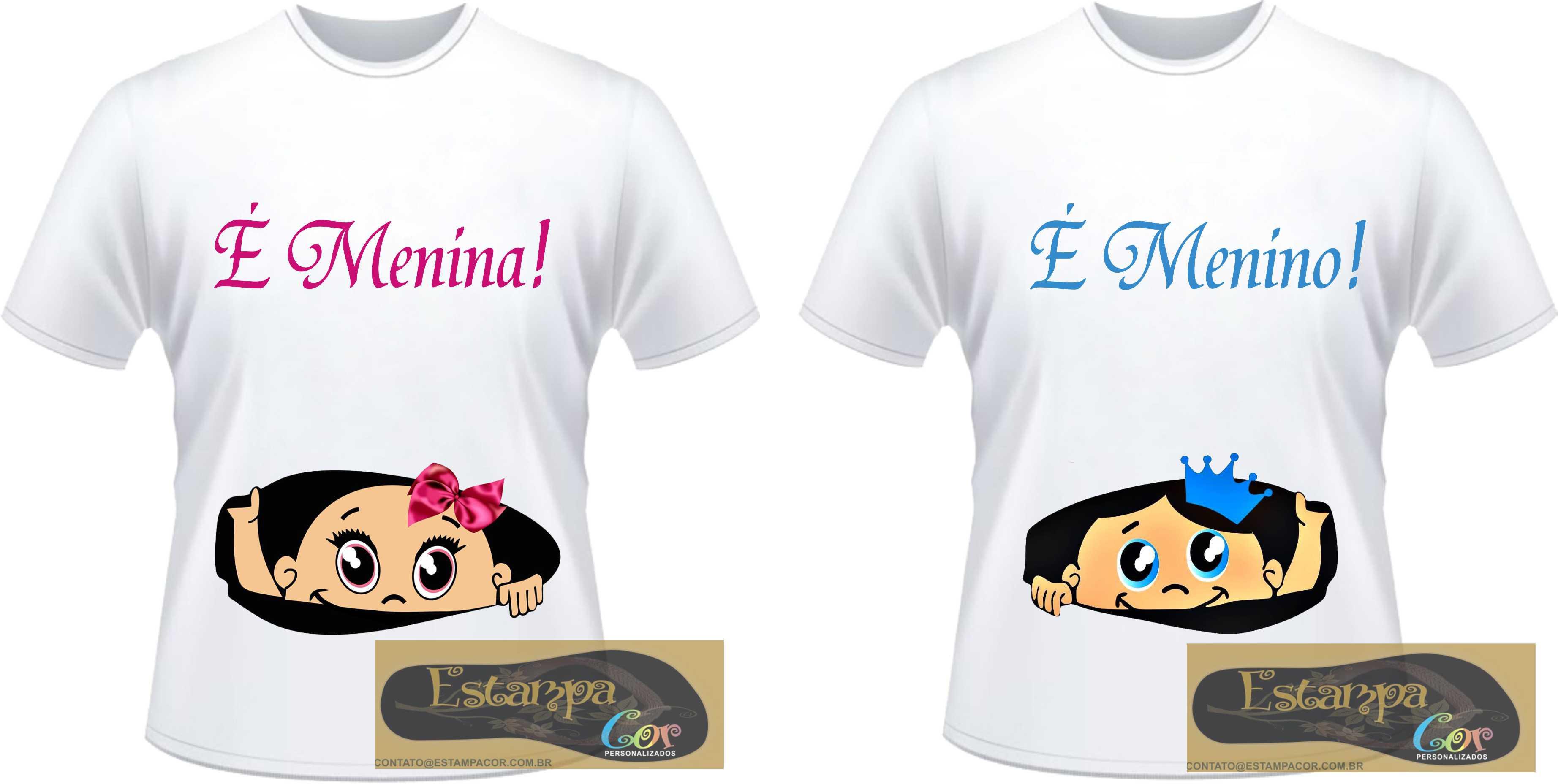 Camiseta Personalizada Gestante I
