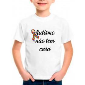 Camiseta Personalizada Autismo II - Escolha O Modelo