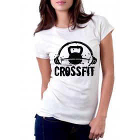 Camiseta CrossFit Preto