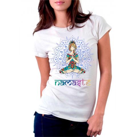 Camiseta Personalizada Namastê I