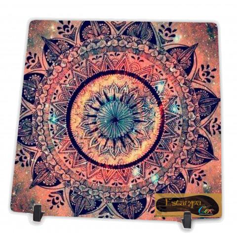 Azulejo Personalizado Mandala
