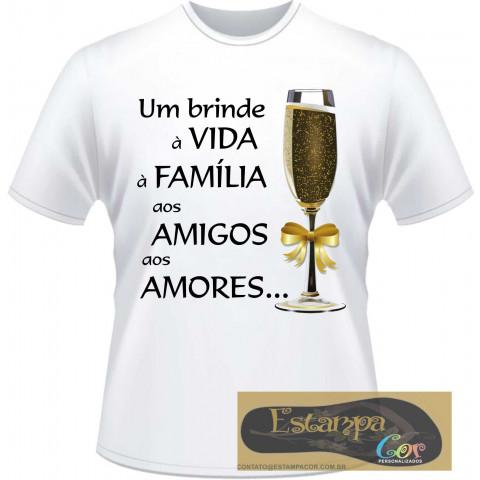 Camiseta Personalizada Um Brinde