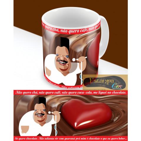 Caneca Personalizada Chocolate