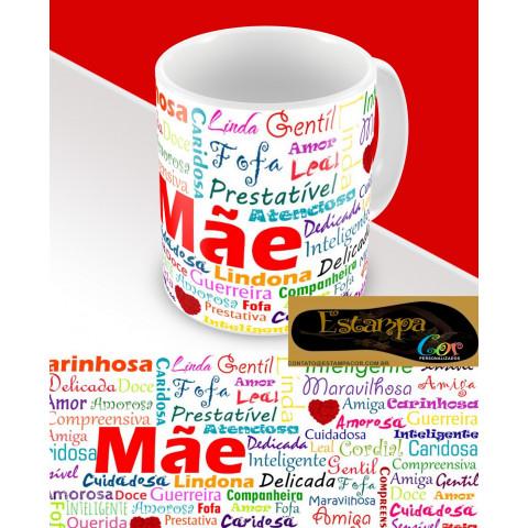 Caneca Personalizada Dia das Mães Diversas II