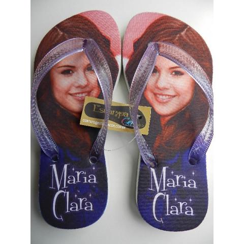 Chinelo Personalizado Selena Gomez