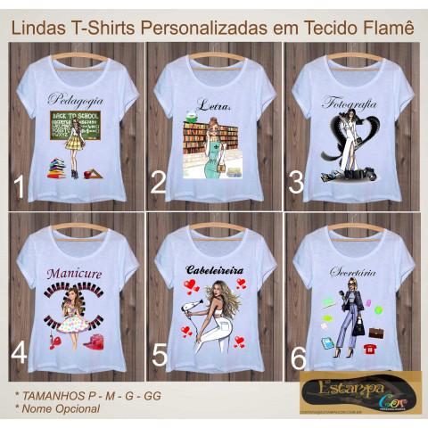 T-Shirts Personalizadas Profissões I