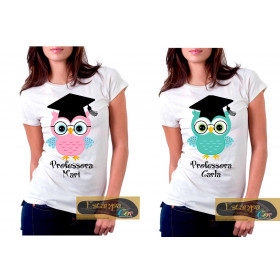 Camiseta Personalizada Dia do Professor