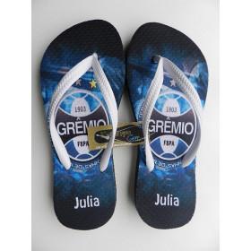 Chinelo Personalizado Grêmio II