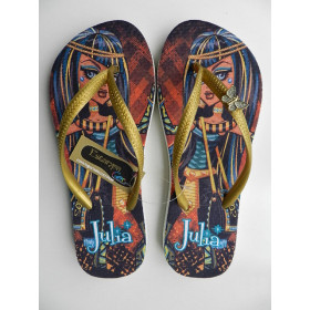 Chinelo Personalizado Monster Cleo
