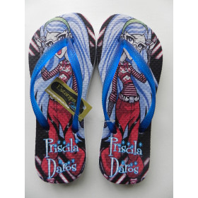 Chinelo Personalizado Monster Ghoulia