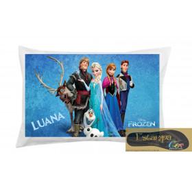Fronha Personalizada Frozen