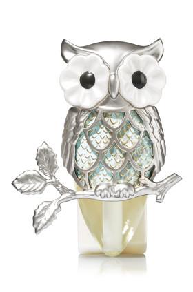 Aparelho Elétrico Aromatizador de Ambiente Bath & Body Works Wallflowers Plug Applique Owl