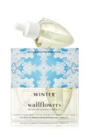 ESSÊNCIA Bath Body Works Wallflowers 2 Pack Refil Winter