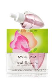 ESSÊNCIA Bath Body Works Wallflowers Bulb 2 Pack Refil Sweet Pea