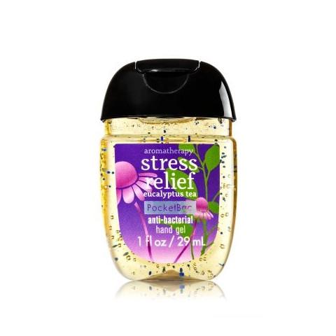 Anti-Bacterial Pocketbac Bath Body Eucalyptus Spearmint Tea