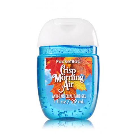 AntiBacterial PocketBac Gel Bath Body Works Crisp Morning Air
