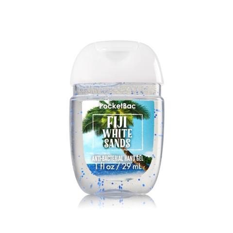 AntiBacterial PocketBac Gel Bath Body Works Fiji White Sands