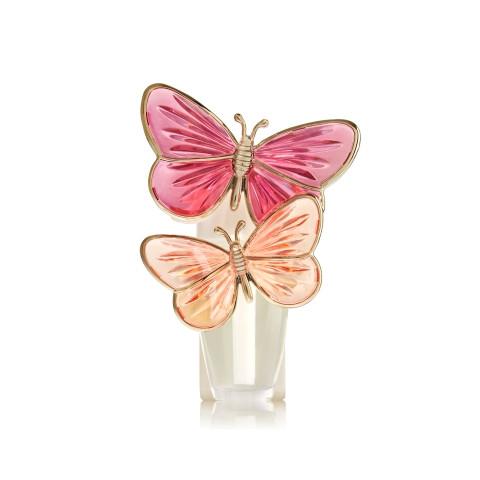 Aparelho Elétrico Difusor Bath Body Works Wallflowers Pink Butterflies Nightlight