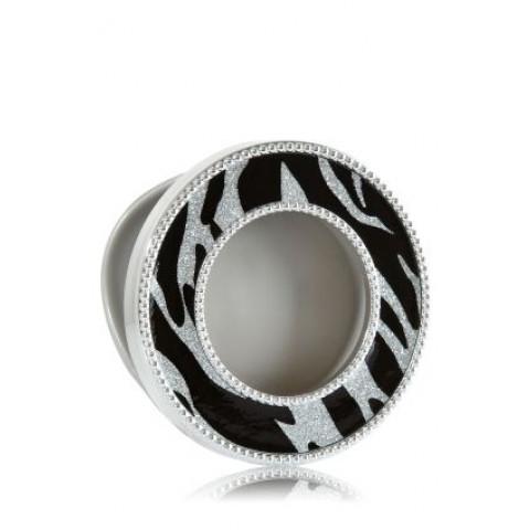 Aparelho de carro Scentportable Bath Body Works Applique Zebra