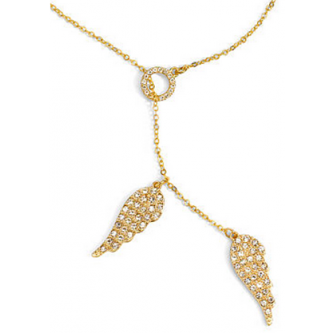 Colar Angel Wing Necklace Victoria's Secret