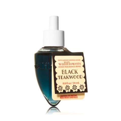 ESSÊNCIA Bath Body Works Wallflowers Refil Bulb Black Teakwood