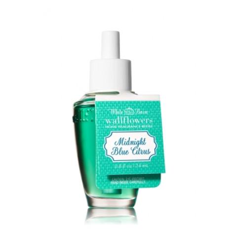 ESSÊNCIA Bath & Body Works Wallflowers Difusor Elétrico Aromatizador de Ambiente Refil Bulb Midnight Blue Citrus