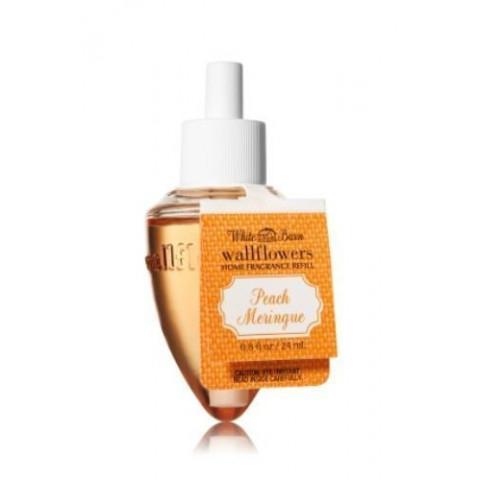 ESSÊNCIA Bath & Body Works Wallflowers Difusor Elétrico Aromatizador de Ambiente Refil Bulb Peach Meringue