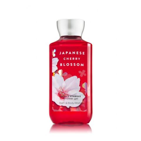 Japanese Cherry Blossom Sabonete de Banho em Gel