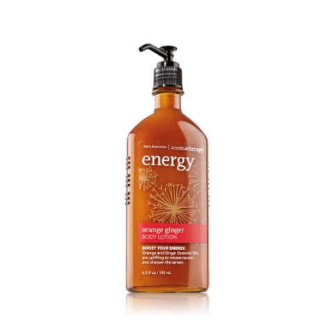 Orange Ginger Aromatherapy Body Lotion Sleep Bath & Body Works