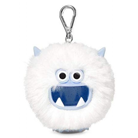 Suporte Álcool Gel Bath Body Works Pocketbac Yeti Pom