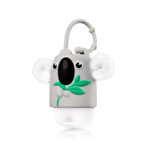 Suporte para Álcool Gel Bath & Body Works Accessories Pocketbac Holder Koala
