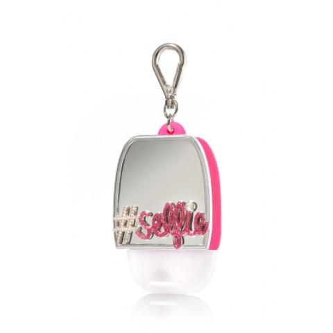 Suporte para Álcool Gel Bath & Body Works Accessories Pocketbac Holder #Selfie Mirror