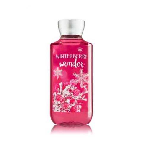 Winterberry Wonder Shower Gel Signature Collection Bath & Body Works