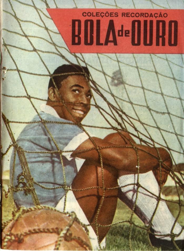 Coleção Bola de Ouro - 1963
