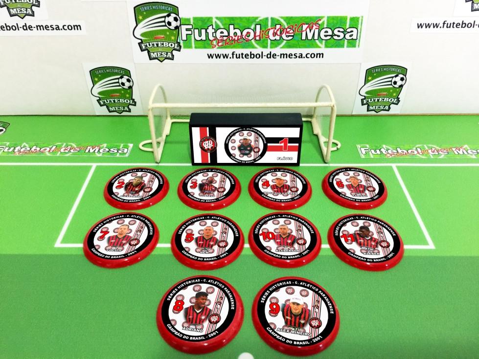 Atlético-PR - 2001