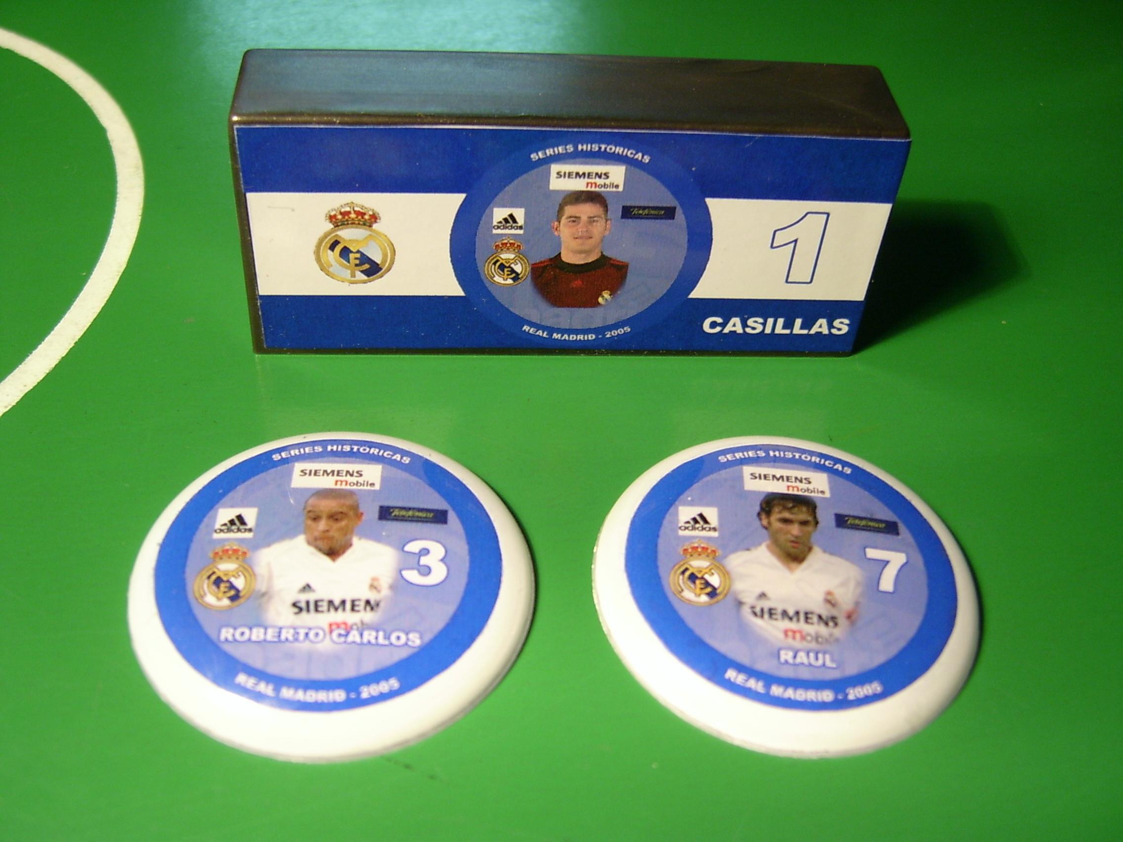 Real Madrid - 2004-2005
