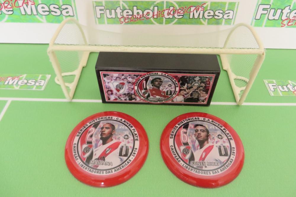 RIver Plate - 2015 - Campeão da Libertadores