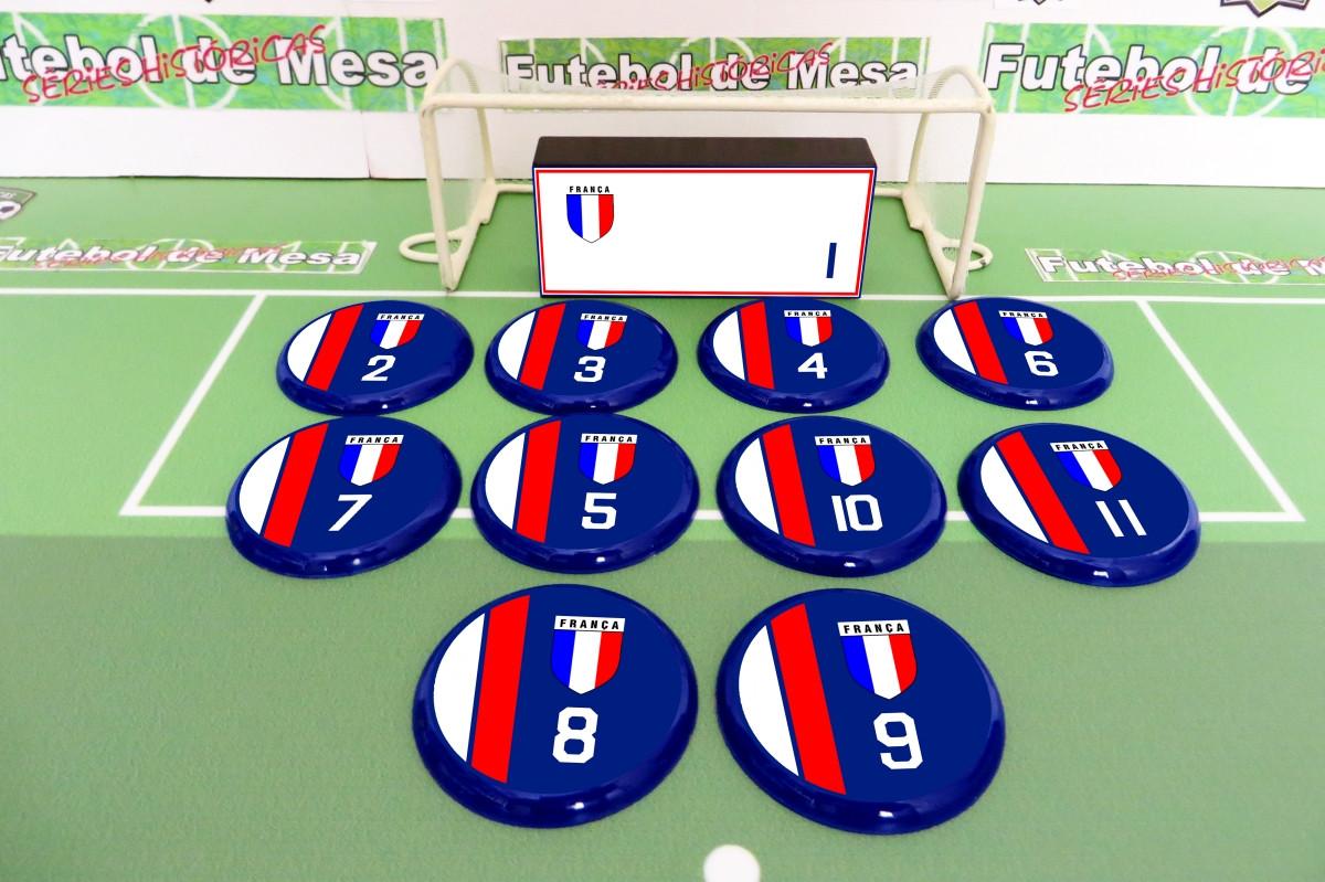 Seleção da França - Brasão