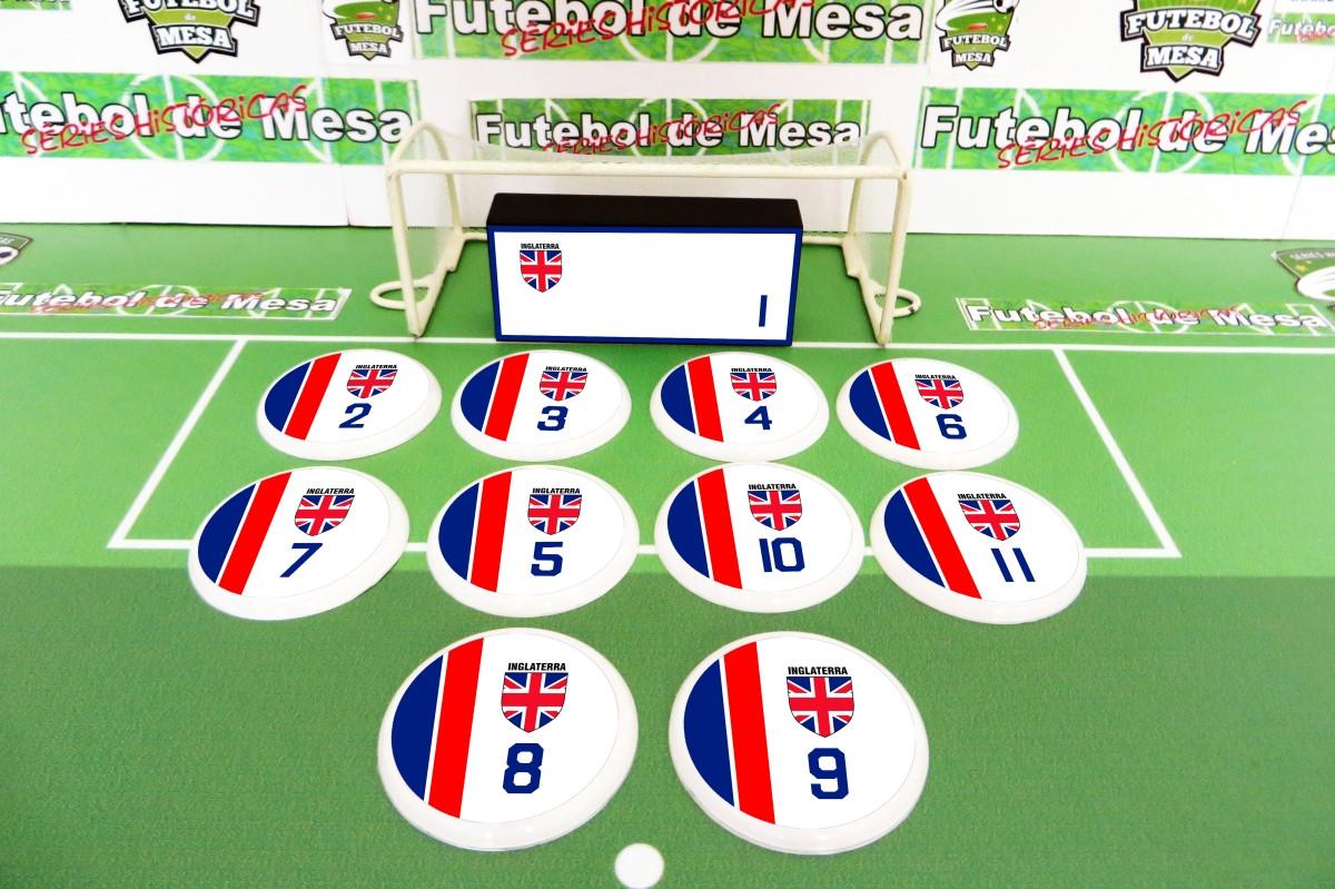 Seleção da Inglaterra - Brasão