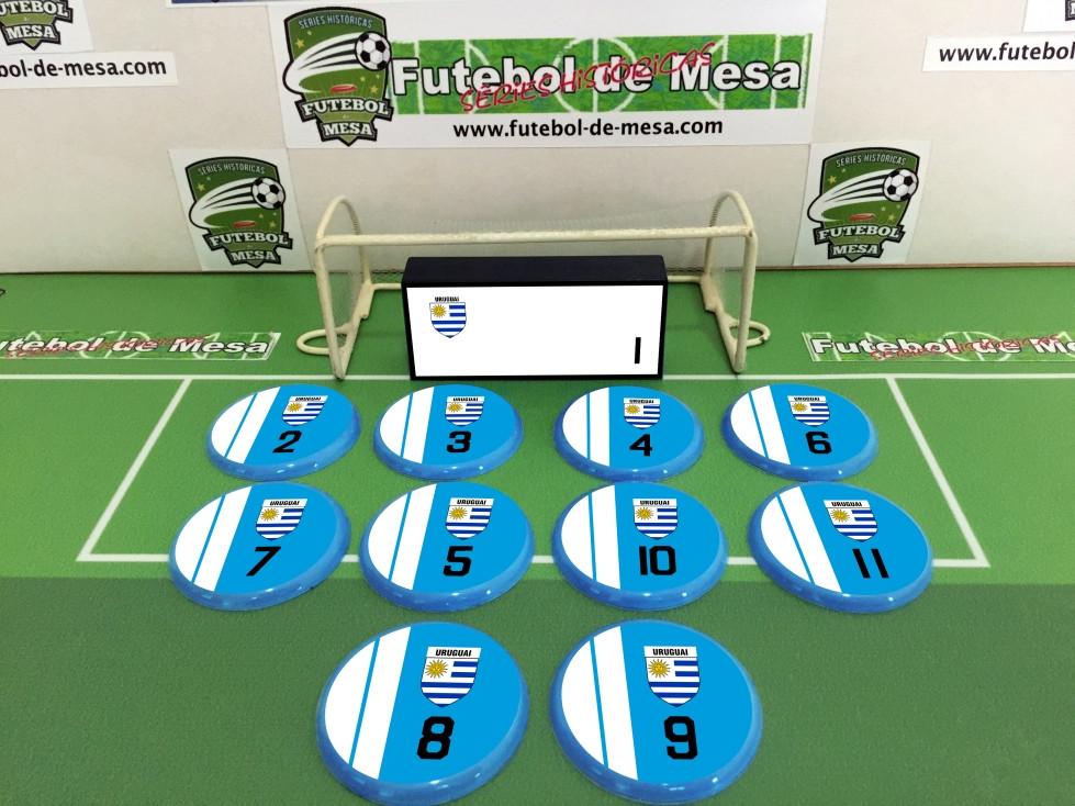 Seleção do Uruguai - Brasão