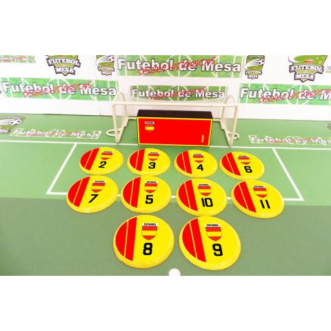 Seleção da Espanha - Brasão