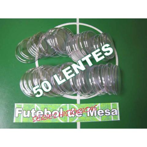 050 Lentes Transparentes (4,5 cm de diâmetro)