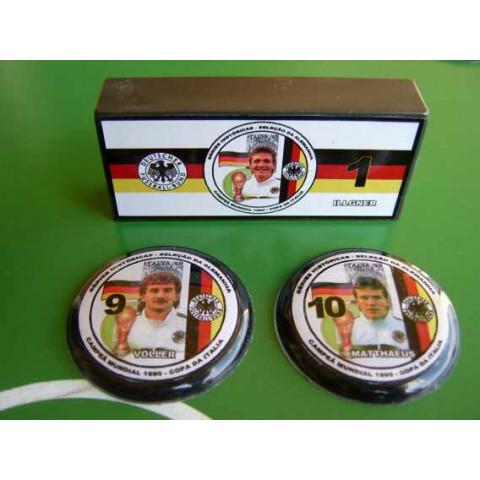 Alemanha - 1990