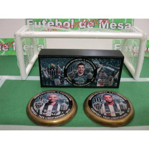 Atlético-MG - 2013 - Campeão da Libertadores