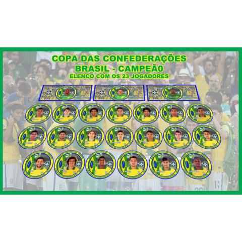 Brasil - 2013 - Copa das Confederações