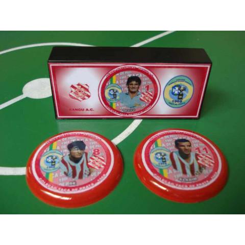 Coleção Taça de Prata - 1968 - Bangu-RJ