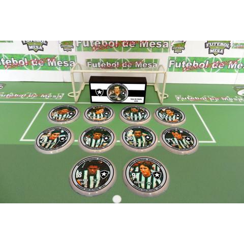 Coleção Taça de Prata 1970 - Botafogo-RJ