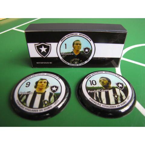 Coleção Titulares de Ouro - 1971 - Botafogo-RJ